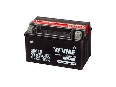 VMF Powersport MF YTX7A BS